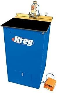 Kreg DK1100 FP 1-1/4 Horsepower Floor Pnuematic Fully-Automatic Single Spindle Pocket Machine