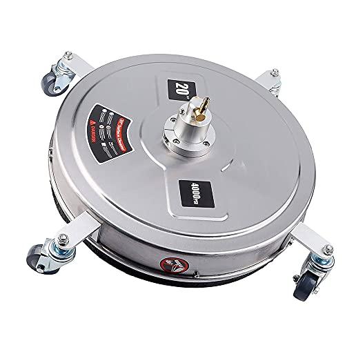 Lavadora a presión eléctrica de 30,2 l / min, lavadoras a presión de alta presión Hydrojet, limpiador de acero inoxidable, lavadoras de automóviles