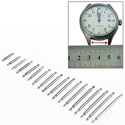 Hanks' Shop Uhr-Reparatur-Werkzeug-Edelstahl-Ohr-Kit-Uhr-Reparatur-Werkzeug-Uhrenarmband Spring Bars