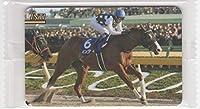 ◎まねき馬 No.2147インティ写真:フェブラリーS 優勝 騎手:武豊 (2019年2月17日東京競馬場) コレクション