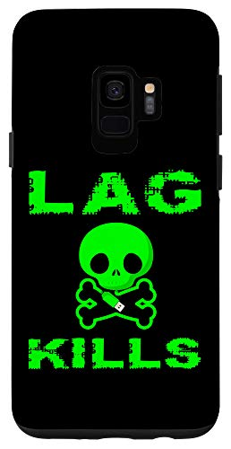 Galaxy S9 Lag Kills Funny Online Game Streaming Player Video Gaming Case