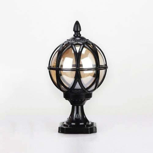 Zhong$chuag buitenlamp van aluminium Terra landschapsverlichting retro landschap palen lamp Moda Villa hof veranda landschap strada tuin ingang lamp