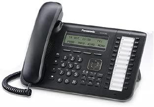 Panasonic KX-NT543 Black 3-Line Backlit LCD IP Phone w/24 Buttons