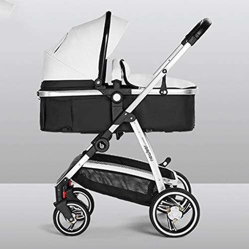 Why Choose XYSQ Stroller Pushchair 3 in 1, Foldable Multi-Function Shockproof Multi-Function Lightwe...
