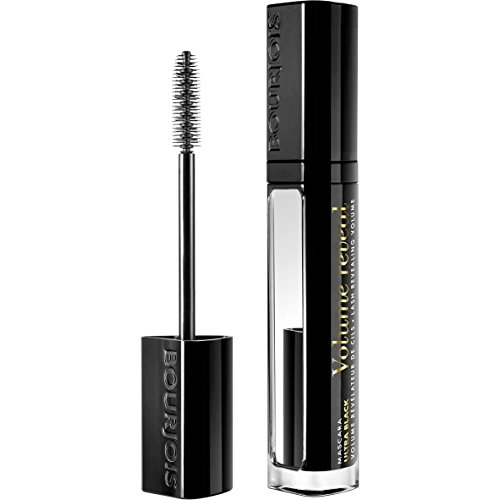 Bourjois Volume Reveal Máscara de pestañas Tono 22 Ultra Black, 7.5 ml