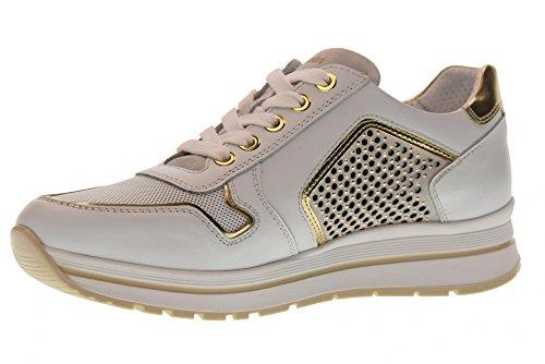 Nero Giardini Scarpe Donna Sneakers Basse P805241D/707 Taglia 40 Bianco