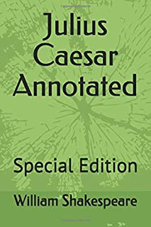 Julius Caesar Annotated: Special Edition (ws)