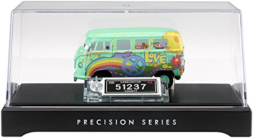 Mattel - Disney Pixar Cars - Precision Series DVV43 - Fillmore VW Bus - Diecast Modellauto - Maßstab 1:64