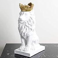 像壁画彫刻彫刻像動物ライオン像家の装飾動物彫刻樹脂像