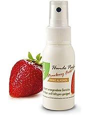 4yourpet Strawberry Field - Perfume para Perros, 50 ML, Aroma de Fresa