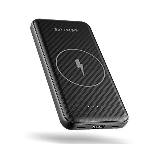 BlitzWolf Wireless Powerbank 10000 mAh