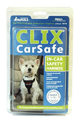 Clix Dog Safety Harness, Small