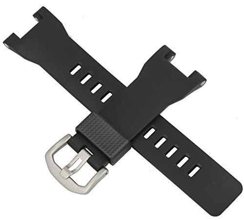 Casio - Correa para Reloj PRW-7000 PRW 7000, Color Negro 10528126