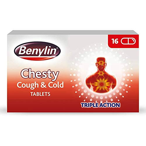 Benylin Chesty Cough & Cold Tablets