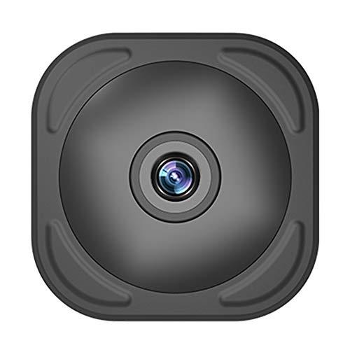Gaetooely CáMara IP WiFi 1080P HD Video Vigilancia de Seguridad al Aire Libre Hogar Interior VideocáMara VisióN Nocturna InaláMbrica