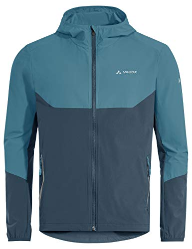 VAUDE Herren Jacke Men's Moab Jacket IV, Blue Gray, L, 42345