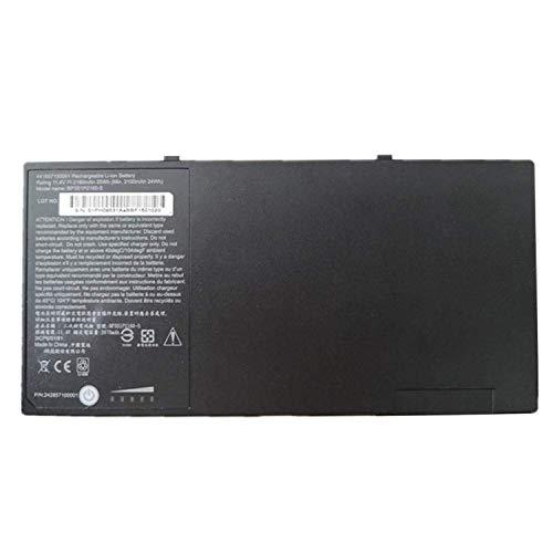 HUBEI BP3S1P2160 BP3S1P2160-S 441857100001 3ICP6/51/61 Laptop Batterie Ersatz für Getac F110 Tablet (11.4V 25wh 2160mAh)