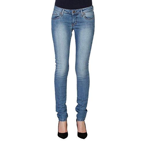 Carrera Jeans - Jeans per Donna, Look Denim, Tessuto Elasticizzato IT 38