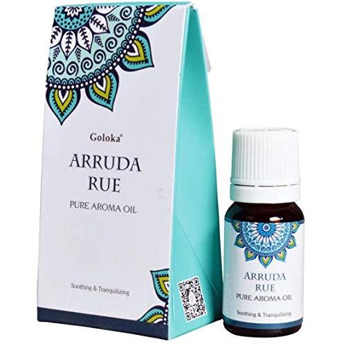 Aceite esencial Ruda 10 ml. By Goloka