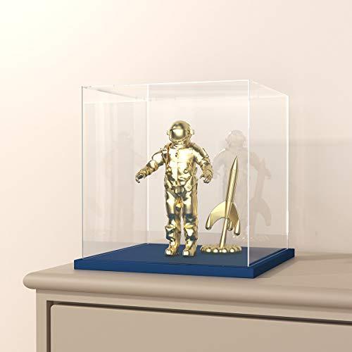 vitrina transparente fabricante