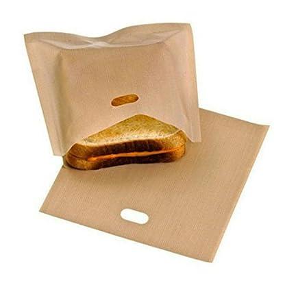 Bluelover-Wiederverwendbare-Toaster-Tasche-Sandwich-Taschen-Antihaft-Brot-Tasche-Toastheizung-Lebensmittel-Taschen
