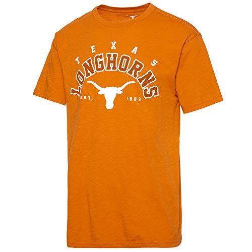 Medium NCAA Texas Longhorns Youth Scamper Tee Texas Orange