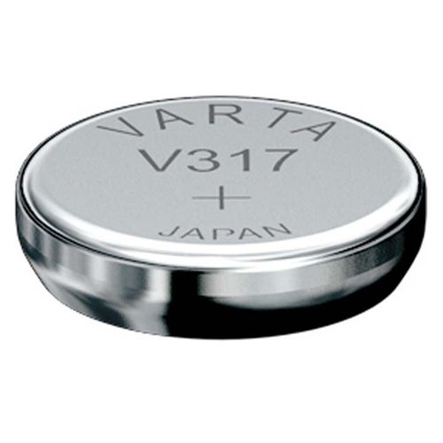 Varta V 317 1,55 V 8 mAh Uhrenzelle