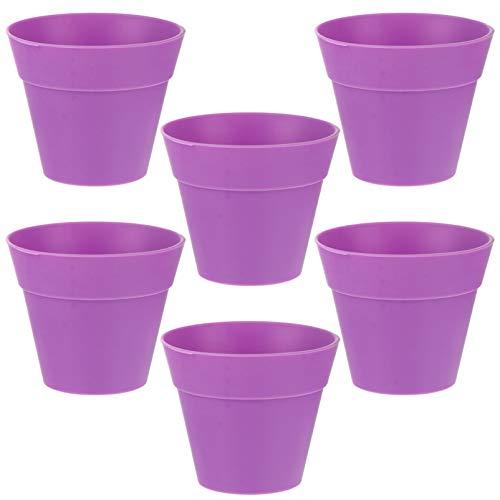 HEMOTON 6Pcs Partido Copos de Mousse Vaso de Flores Em Forma de Taça Taças de Sorvete de Sobremesa Copos Tumbler Copos De Creme de Gelo de Silicone Aperitivo Copos para O Aniversário de