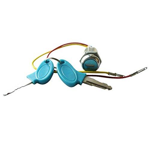 Generic Scooter ATV - Interruptor de ignición eléctrico
