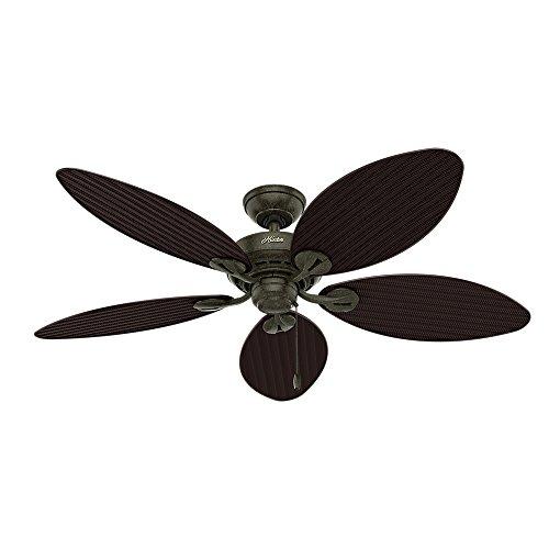 Best Ceiling Fans - Hunter 54098 Bayview 54-Inch Ceiling Fan