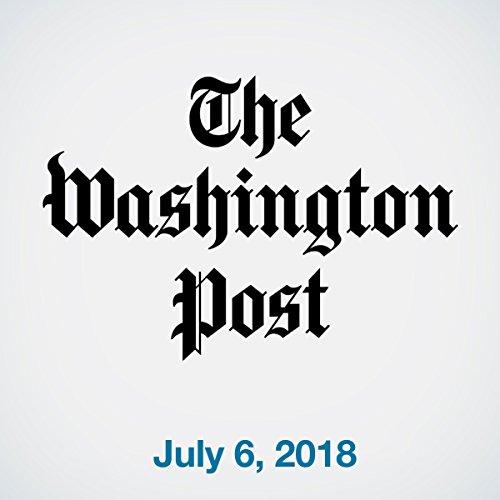 July 06, 2018 copertina