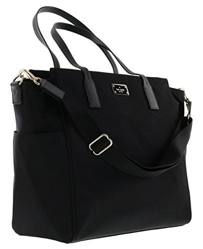 Kate Spade New York Blake Avenue Kaylie Baby Bag Diaper Bag (Black)