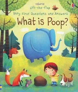 Usborne Books What is Poop?