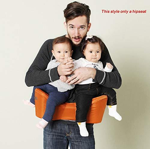 YYBD Portabebés Cinturón de gemelos Correas del taburete Bebé multifuncional tipo portador de bebé Taburete de cintura Antes del taburete Cinturón para niños Mochila de bebé gemela