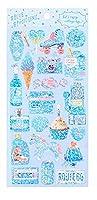 かわいいブリンブリンブレット弾丸ジャーナルかわいい日記ステッカーガールDIYスクラップブッキング日本の文房具装飾材料アブラソコムツ
