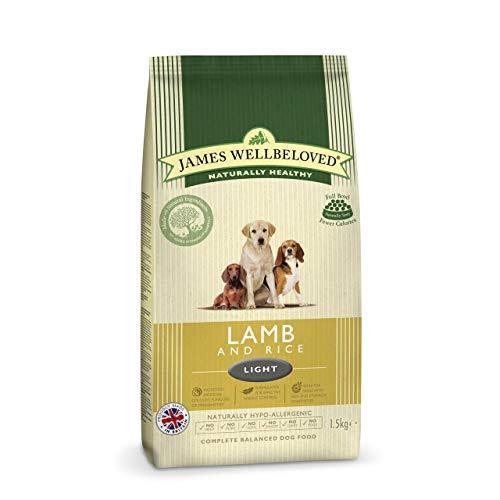 James Wellbeloved Lamm Und Reis Licht Adult Hundefutter (1,5 Kg)