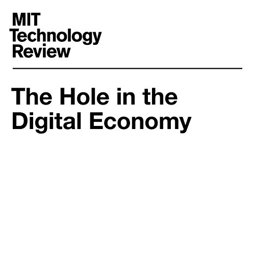 The Hole in the Digital Economy audiobook cover art