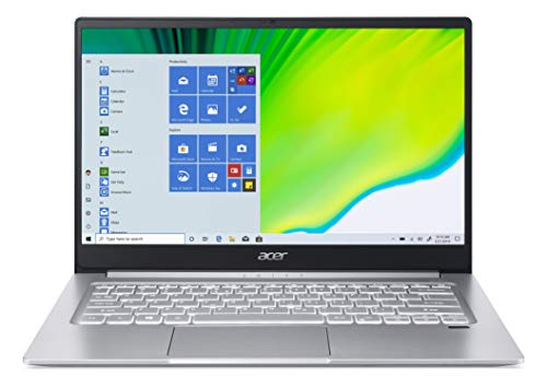 """Acer Swift 3 14"""" Full HD Thin and Light Notebook with 16 GB RAM, Iris Xe Graphics"""