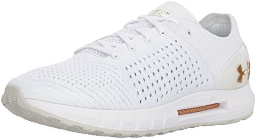Under Armour Men's HOVR Sonic Connected Running Shoe, White (102)/Elemental, 7