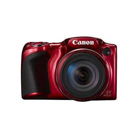 Canon Powershot Sx420 Is Rot Kamera