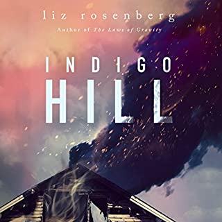 Indigo Hill audiobook cover art