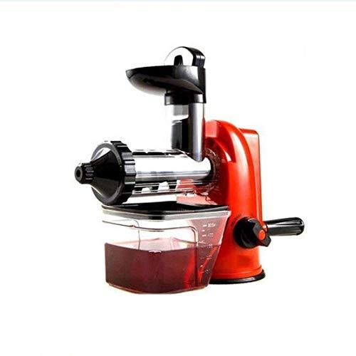 Máquinas Juicer, Juicer Masticating Juicer, Juicer de masticación lenta Mute Profesional, Ecuador de la función inversa, exprimidor de frío cepillado for jugos de nutrientes altos y jugos de verduras