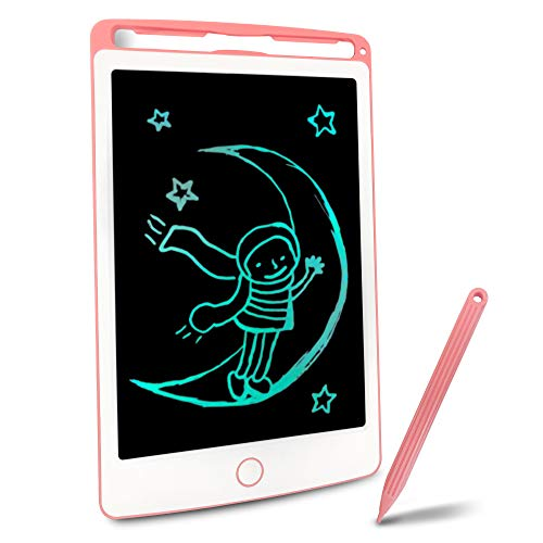 Richgv LCD Writing Tablet with Stylus, 8.5 Inch Digital Ewriter Electronic Graphic Drawing Tablet Erasable Portable Doodle Mini Board Memo Notepad for Kids Learning Toys Birthday Gifts