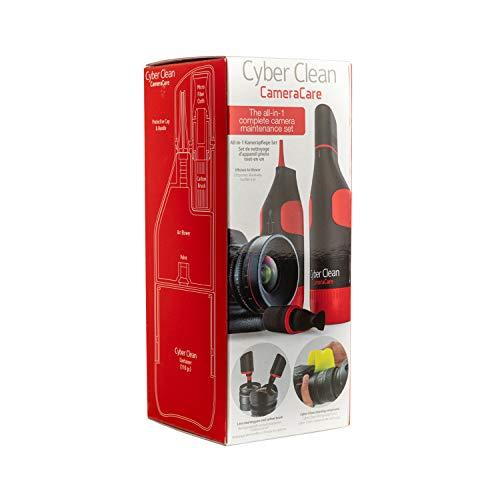 Cyber Clean CameraCare - einzigartiges All-in-One Kamera Pflege- und Reinigungs-Set inkl. Cyber Clean Reinigungsmasse (110gr)