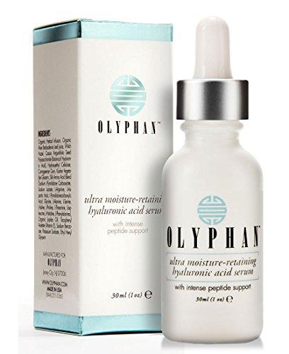 Hyaluronic Acid - Hyaluronsäure Konzentrat Gel - Hyaluron Anti-Aging Serum für Gesicht - mit Aminosäurekomplexe, Hamamelis, Aloe - für fest und straffen Haut Tag und Nacht