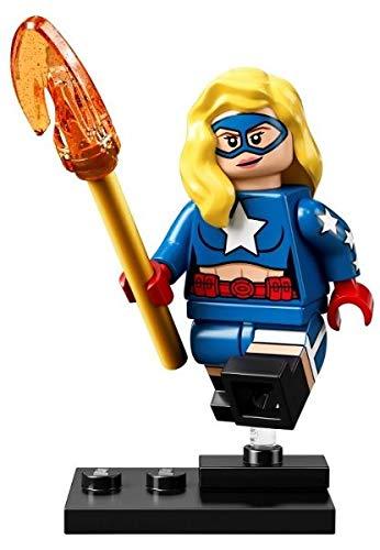 Lego Sammelfigur Serie Movie Lady mit Fecher