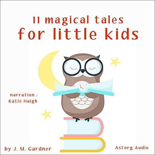11 magical tales for little kids cover art