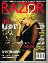 Razor Magazine May 2005 (Pamela Anderson, Natalie Portman, Howard Dean)