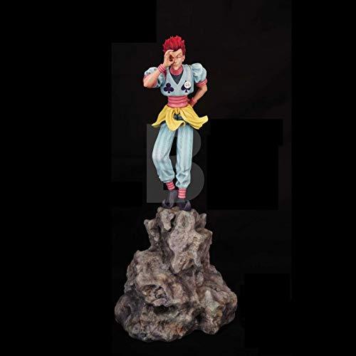 GJLMR Hunter X Hunter Figure Hisoka 1/4 Scale Statue XCJSWZZ