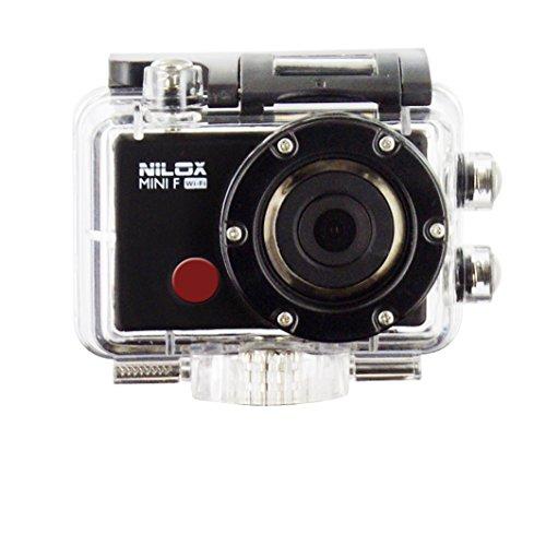 Nilox Mini F Wi-Fi Action Cam Full HD, Nero
